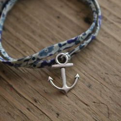 Bracelet Liberty FAIRFORD Ancre